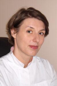 Берднікова Вероніка Андріївна  лікар акушер-гінеколог вищої категорії
