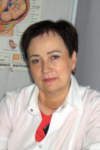Дробина Тетяна Олексіївна  лікар акушер-гінеколог вищої категорії