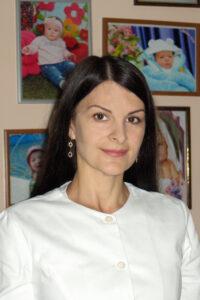 Мельник Стелла Георгіївна  лікар акушер-гінеколог вищої категорії