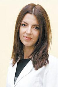 Настрадіна Наталія Миколаївна  к. мед.н, лікар акушер-гінеколог вищої категорії