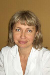 Шаповалова Ліна Володимирівна  лікар акушер-гінеколог вищої категорії