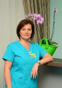 Дмітрієва Вікторія Василівна  лікар акушер-гінеколог вищої категорії