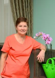 Живац Ірина Валентинівна  лікар акушер-гінеколог вищої категорії