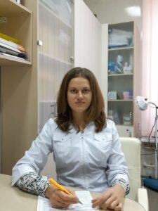 Черноморець Вікторія Олексіївна    лікар акушер-гінеколог