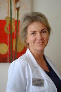 Козаченко Вікторія Валентинівна  лікар акушер-гінеколог вищої категорії