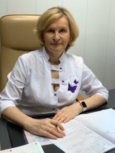 Смірнова Тетяна Ісаківна  лікар акушер-гінеколог вищої категорії