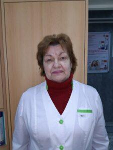 Патахіна Ліна Олександрівна    лікар акушер-гінеколог вищої категорії