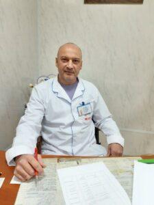 Славянчук Олексій Леонідовіч    Завідуючий жіночою консультацією №7, лікар вищої категорії