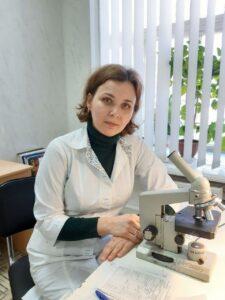 Бачинська Світлана Павлівна   лікар лаборант