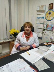 Білан Ірина Валентинівна    лікар акушер-гінеколог вищої категорії