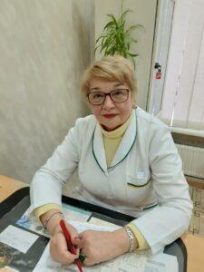 Славянчук Олена Іванівна    лікар акушер-гінеколог вищої категорії