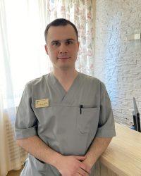 Нікулін Олексій Олександрович  лікар акушер-гінеколог II категорії