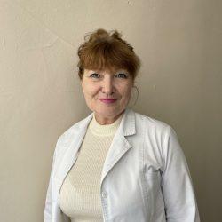 Паштецька Лідія Євгеніївна   старша медична сестра вищої категорії
