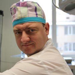 Крюковський Денис Сергійович    лікар анестезіолог вищої категорії