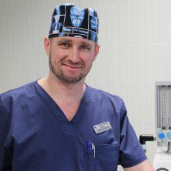 Лавров Володимир Олексійович    лікар анестезіолог вищої категорії