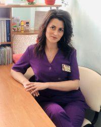 Файзуліна Ганна Шамілієвна    лікар, акушер-гінеколог I категорії, ординатор відділення
